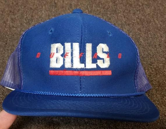 New 80s buffallo bills hat,80s buffalo bills snapb