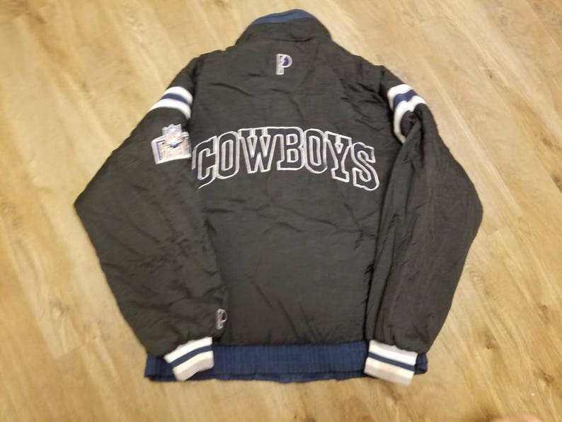 32f770be0 Large Dallas cowboys jacketvintage proline jacket 90s