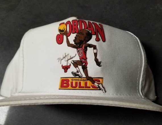New original 1987-88 vintage chicago bulls hat  Sa