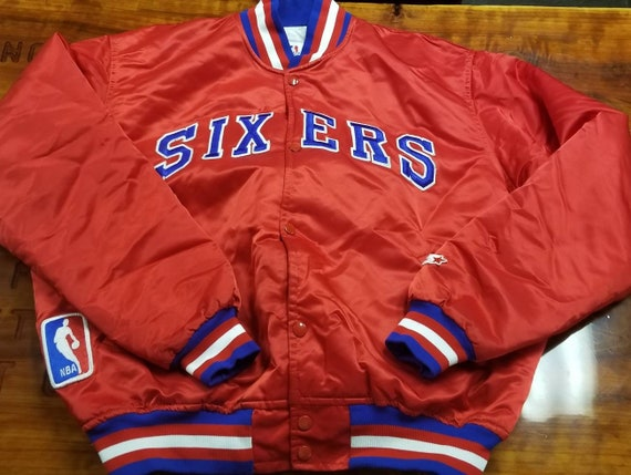 Men's vintage 90's Starter NBA Toronto Raptors windbreaker