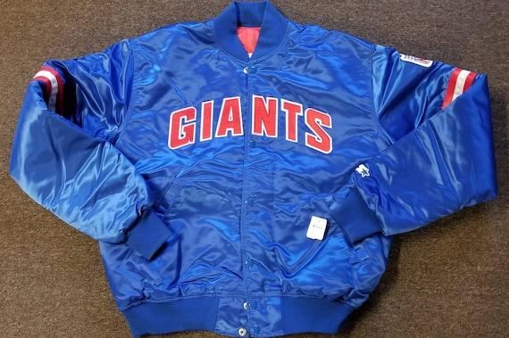 New original 90s Large New York Giants starter jac