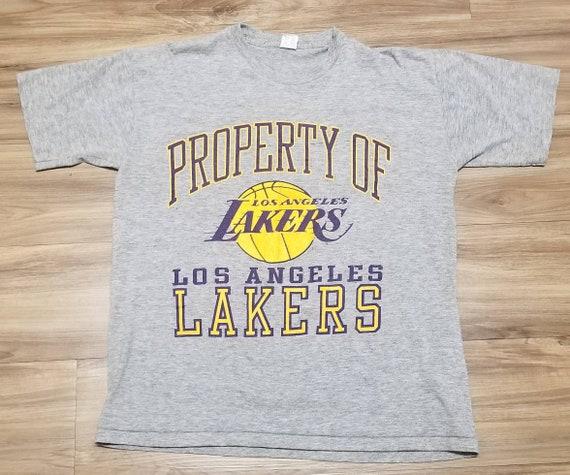 80s Medium Lakers shirt los angeles lakers shirt l