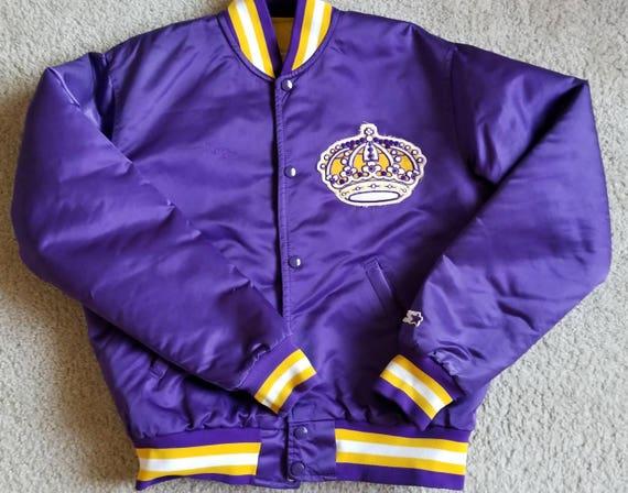 Medium LA Kings starter jacket 80s 90s  starter ja