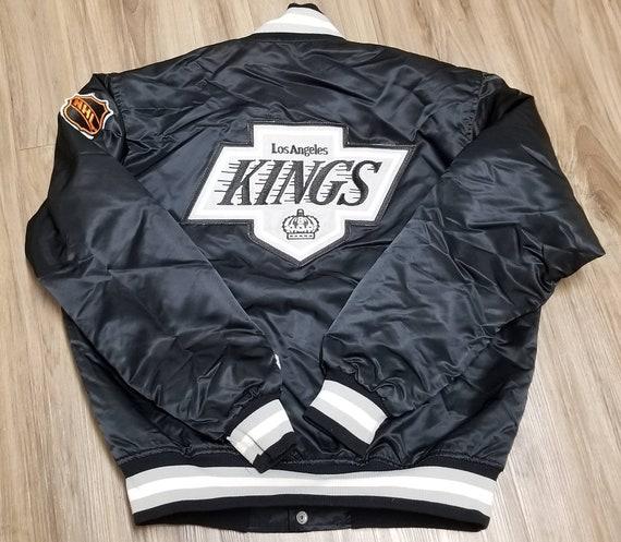 Large LA Kings starter jacket 80s 90s  starter jac