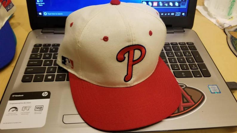Philadelphia Phillies sports specialties plain logo hat  ebd930064cb2
