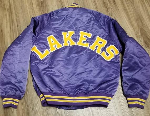 Mens Small los Angeles Lakers jacket,LA Lakers sat