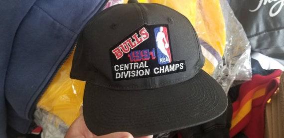 1991 Chicago bulls sports specialties hat,chicago