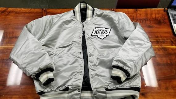 XL LA Kings starter jacket reversible starter jack