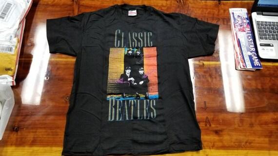 Large vintage Beatles shirt,the Beatles, Paul McCa