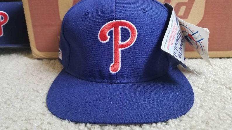 f991a1a06e0 New 90s vintage Philadelphia Phillies sports specialties
