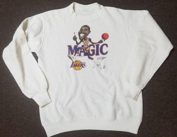 80s small LA Lakers sweatshirt LA lakers crewneck