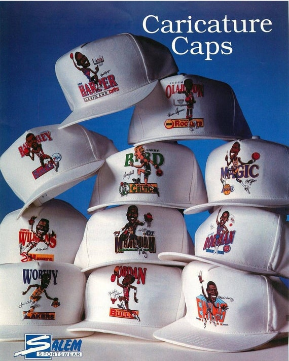 New original 1987-88 vintage Houston rockets hat … - image 2