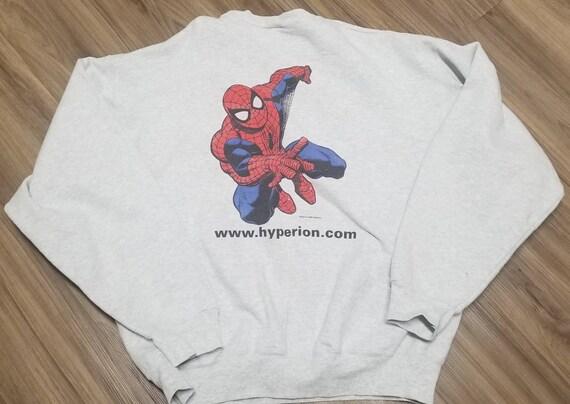 1996 Spider man sweater XL marvel spiderman sweate
