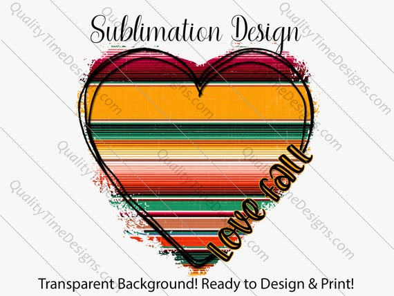 Printable Sublimation Designs - Love Fall Vol 002 - Fall Clipart - by Quality Time Designs