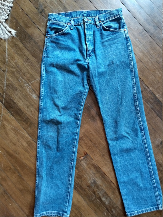 Vintage Wrangler Jeans sz 29x32