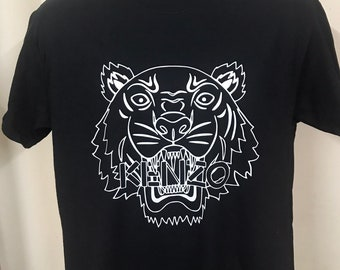 f4ebdd2441e Designer Inspired Tiger Ken T shirt Novelty Designer Gift Custom