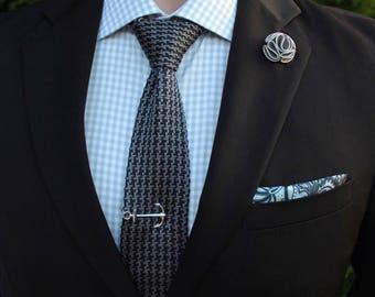 Stylish Men Vintage Anchor Tie Clip Necktie Tie Clip Bar Gift For Him Husband Gift Friend Gift Dad Bestfriend Gift Wedding Unique Gift