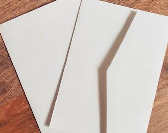 Invitation envelopes - 13 x 19cm