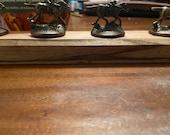 Blanton's Bourbon Black Limba & Oak Cork Display, Whiskey, Blantons