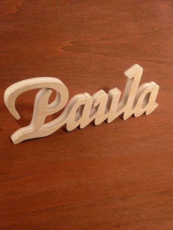 Holzbuchstaben Kinderzimmer Zum Aufstellen.Namenszug Zum Aufstellen Holzbuchstaben Buchstaben Holz Name Raumwort Kinderzimmer