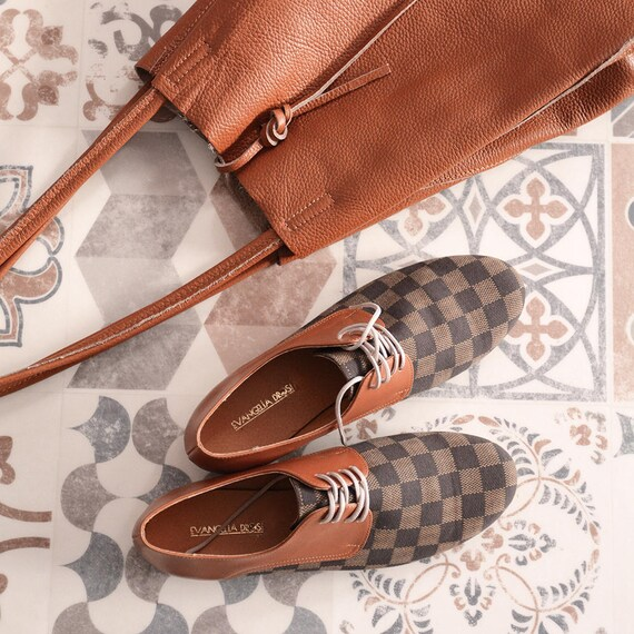 Sale christmas gift Oxford flat Shoes