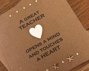 retirement card teacher etsy