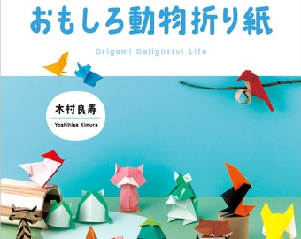 "Japanese How to make origami Book""Funny Animal Origami""[481708250X]"