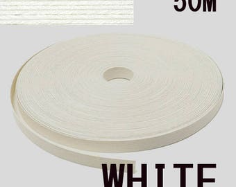"Japanese Eco Craft Tape""Paper Band White 50m""[RAP00000115]"