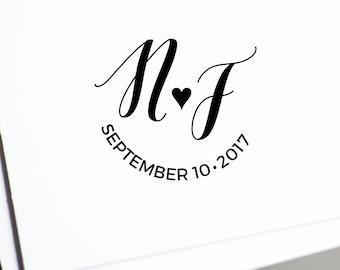 Monogram • Wedding logo • Personal monogram of the wedding