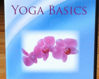 Yoga Basics DVD