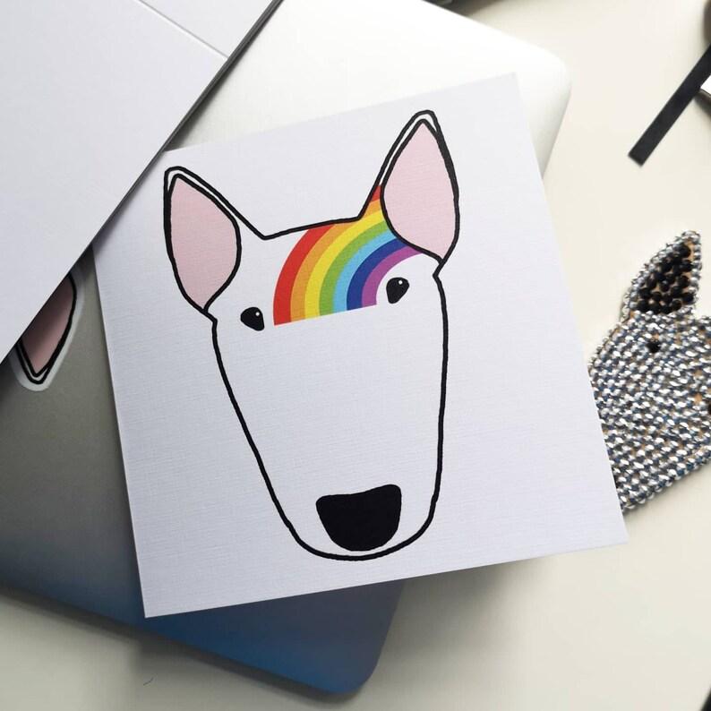 Rainbow Bully Card image 0