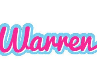 Listing For Warren