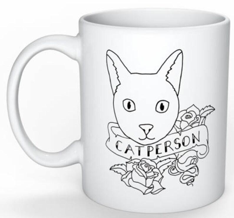 Cat Lady mug image 0