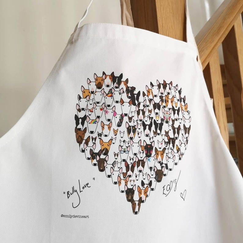Apron with custom option lots of colours available image 0