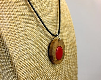 Blessington Driftwood Dot Pendants