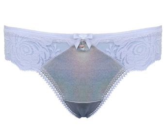 Aura Cheeky Panties - Opal