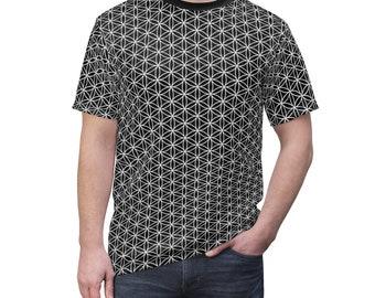 Flower of Life Shirt / Sacred Geometry shirt / Sacred geometry clothing / psychedelic shirt / geometric shirt / spiritual shirt