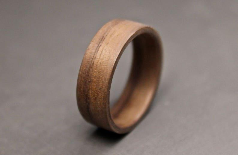 Wood Wedding Rings.Walnut Wood Ring Wooden Ring Bentwood Rings Wood Wedding Bands Wooden Engagement Rings Black Walnut Wood Rings Custom Bands