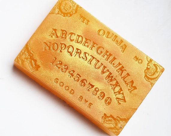 Golden Reaper Ouija Soap; Brazilian Gold Clay and Jasmine bar soap