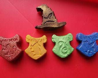 Welcome to Hogwarts Bath Melt Set