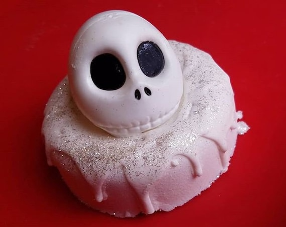 What's This, Nightmare Before Christmas Bath Bomb