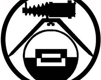 Adressenstempel « KFZ ZUNFT ZEICHEN » mit Kissen Firmenstempel