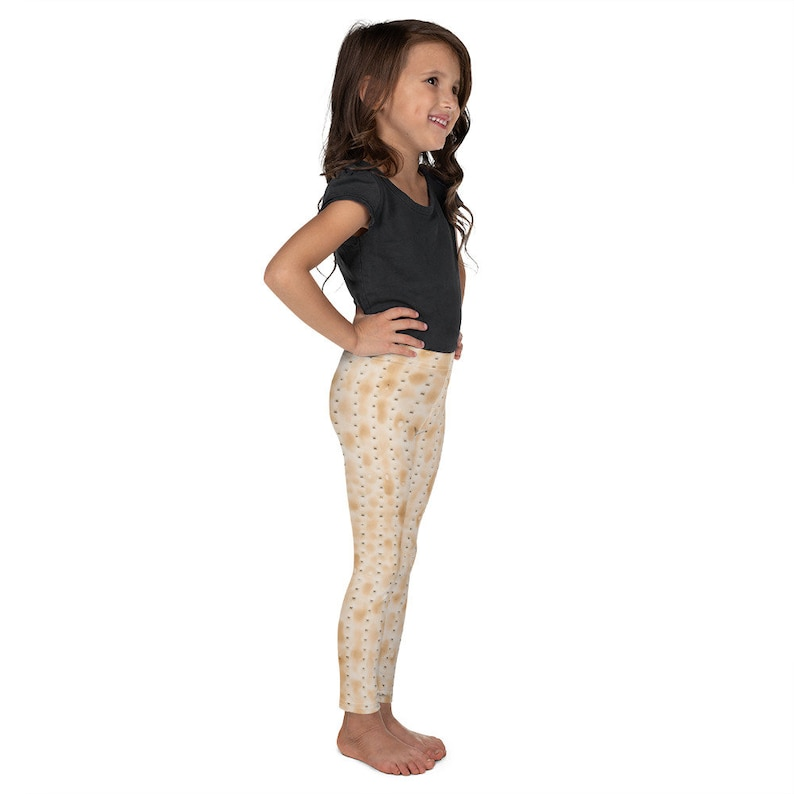 Matzoh Matzah Passover Leggings for toddlers and kids for  Passover Pajamas