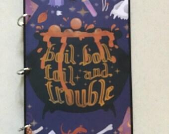 boil boil toil and trouble album