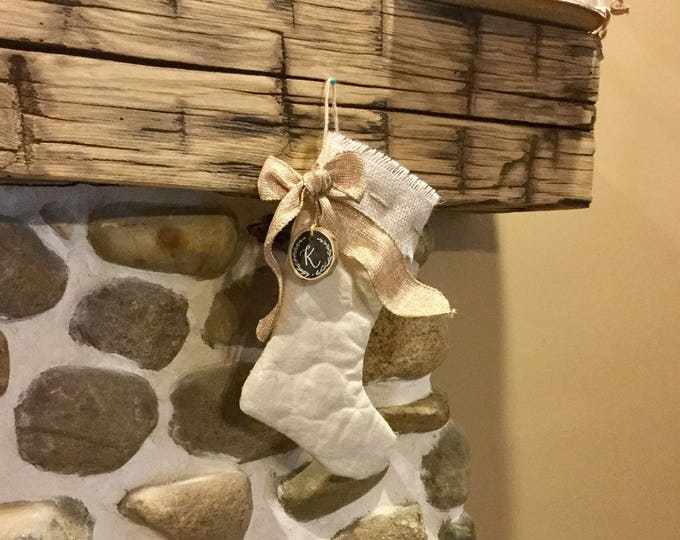 Pregnancy and Infant Loss Christmas Stocking; Baby Stocking; Pregnancy and Infant Loss Gift; In Memory of Gift; Baby's first Christmas
