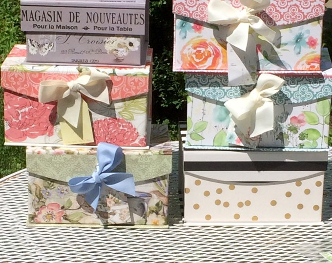 Small Grief Care Memory Box