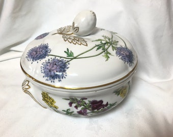 Spode Stafford Flowers soup / vegetables tureen oven to tableware & Oven to tableware | Etsy