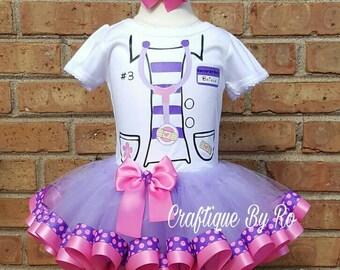 Doc Mcstuffins Costume Etsy
