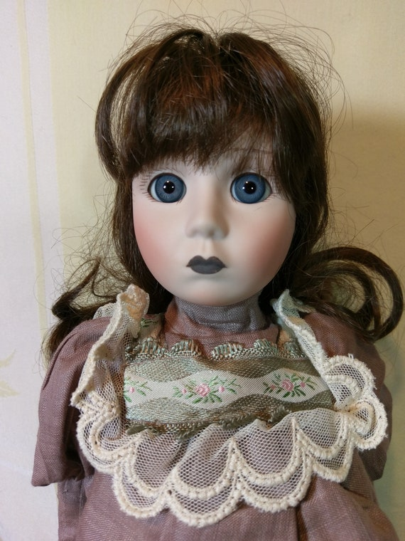 20 Lenox China Doll Jessica By Artist June Amos Grammer Etsy