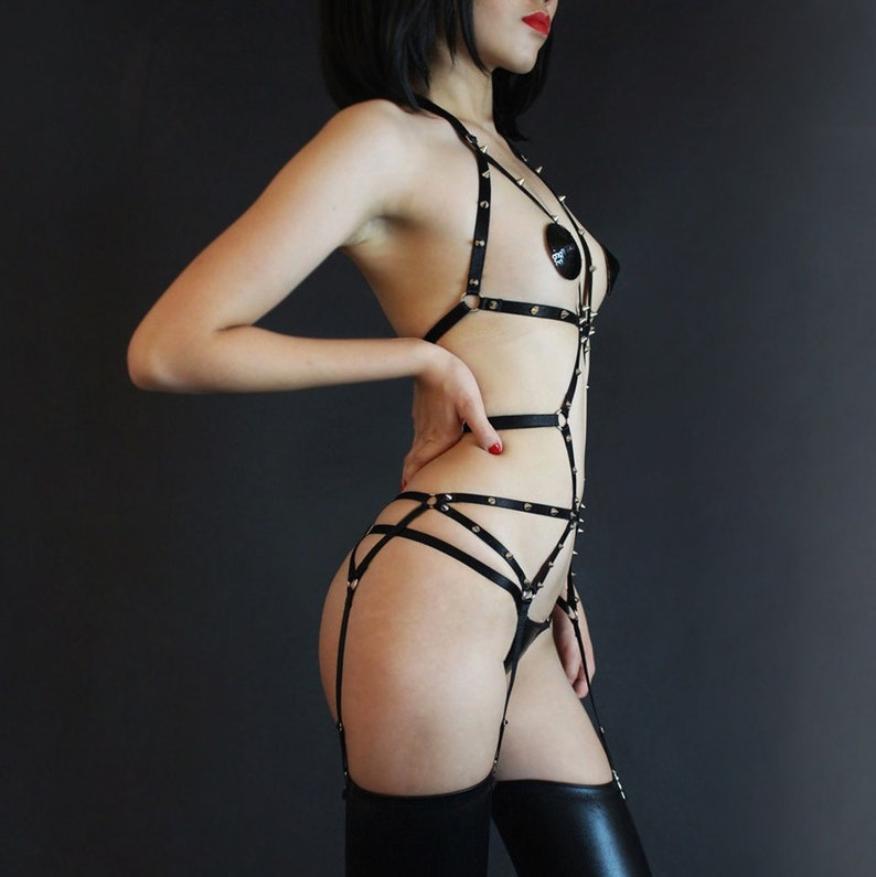 4289a0345 Erotic lingerieSexy lingerieStrappyBody